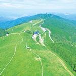 和歌山県 生石高原