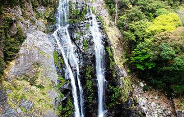 奈良県上北山村・千尋滝