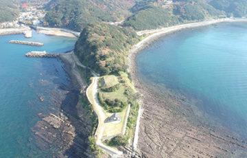 和歌山県加太城ヶ崎海岸