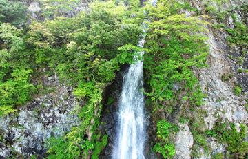 兵庫県養父市・天滝(日本の滝百選)