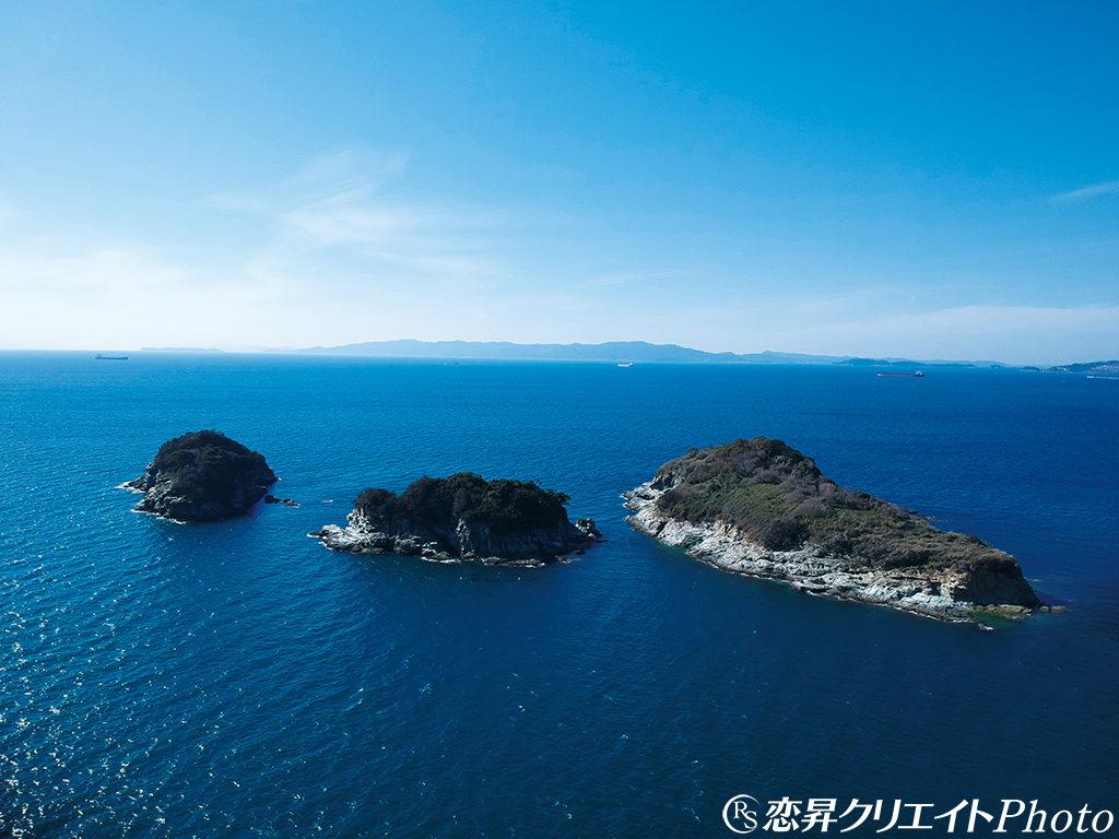 和歌山県和歌浦・雑賀崎/空撮(DJISpark)