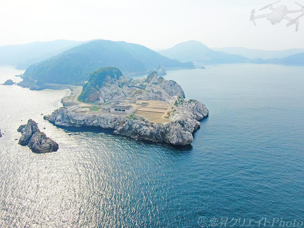 白崎海洋公園/空撮(DJI MAVIC 2 ZOOM)